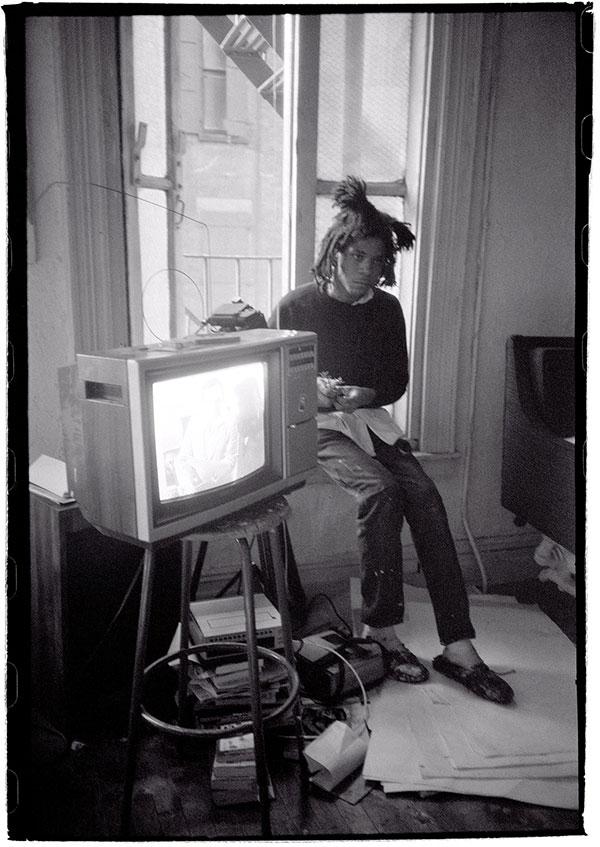 Jean-Michel Basquiat by Roland Hagenberg.